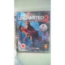Uncharted 2 (ps3) - Usado