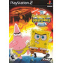 Bob Esponja Square Pants Ps2 Patch Frete Unico