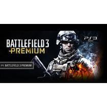 Addon Battlefield 3 Premium Ps3 [download Digital]
