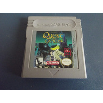 Quest For Camelot Original Game Boy, Boy Advance,sp