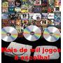 Jogos Patch Ps1 Psone Psx ! Com Impressão Colorida Cd
