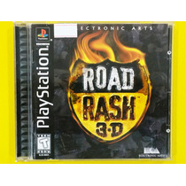 Road Rash 3d Playstation 1 Original Americano