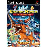 Digimon World Data Squad Ps2 Patch + 1 De Brinde