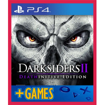 Darksiders 2 Deathinitive Edition - Ps4 - Original 2