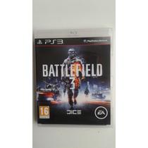 Batlefield 3 Playstation 3 Semi Novo Completo Pronta Entrega