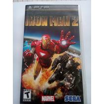 Iron Man 2 Original Psp