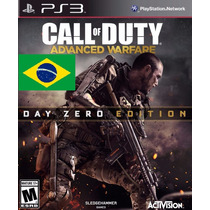 Call Of Duty Advanced Warfare Ps3 Cod Psn Envio Na Hora