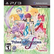 Tales Of Grace F Ps3 Cod Psn Envio Imediato