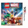Jogo Lego Marvel Super Heroes 3ds - Universe In Peril Novo