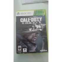 Call Of Duty Ghosts Jogo Original Para Xbox 360