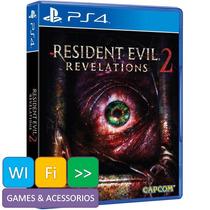 Resident Evil Revelations 2 Ps4 Português Br