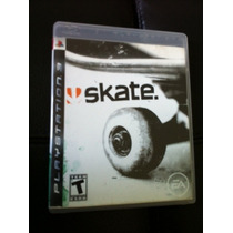 Jogo Skate Ps3 - Usado