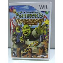 Jogo Nintendo Wii Shrek