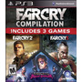 Farcry Compilation - Ps3 - Pronta Entrega!