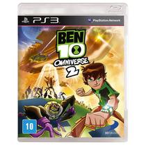 Jogo Ben 10 Omniverse 2 Para Playstation 3 (ps3) - D3
