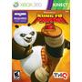 Kinect Kung Fu Panda 2 Xbox 360 Original Novo Rcr Games