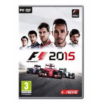 F1 2015 Em Português(2dvd