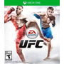 Ea Sports Ufc - Xbox One - Mídia Física