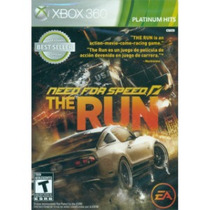 Need For Speed: The Run - Platinum Hits - Xbox 360