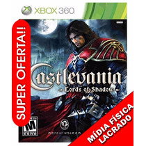 Castlevania Lords Of Shadow Xbox 360 Original Lacrado