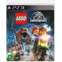 Lego Jurassic World O Mundo Dos Dinossauros Ps3 Digital Mg