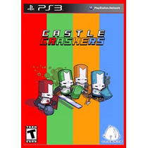 Castle Crashers Ps3 Psn Aventura + Brindes