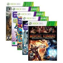 Promoção Ferias 2016 5 Jogos Xbox 360 Originais Lacrados