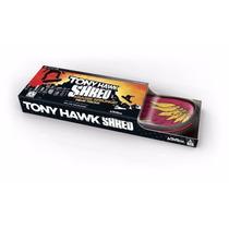 Recondicionado Shape Tony Hawks Shred Com Jogo Para Ps3