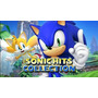 Ps3 Pacote Sonic 1 + 2 + Cd + Adventure Dx + 4 Episode 1