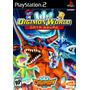 Patch Digimon World Data Squad Ps2 Frete Gratis
