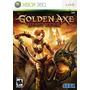 Jogo Olden Axe Beast Rider Xbox 360 Original Usado