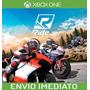 Ride - Xbox One Xone - Português Br Moto - Pronta Entrega !