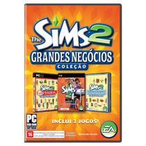 Jogo The Sims 2: Grandes Negócios Para Pc - Coleção