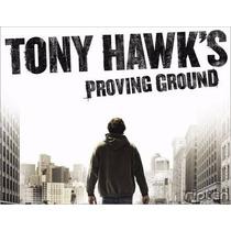 Patche Tony Hawl