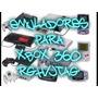 Pacote Com Emuladores Classicos Para Xbox 360 Rgh/jtag