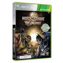 Game - Mortal Kombat Vs. Dc Universe - Xbox 360