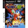 Sonic Cd - Playstation 2 - Frete Gratis.