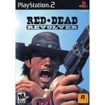 Red Dead Revolver Ps2 Patch - Frete Grátis