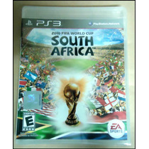 Fifa Africa Wold Cup 2010 Ps3