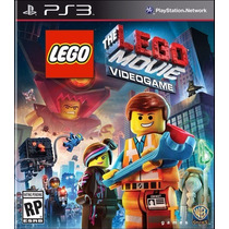 Lego Movie The Videogame Ps3 Lacrado Legendas Português