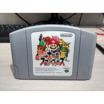 Super Mario 64 Original Japonesa!!!