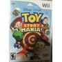 Jogo Toy Story Mania Original Americano - Wii
