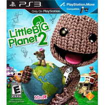 Little Big Planet 2 Ps3 Código Psn Receba Hoje