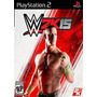 Wwe Smackdown Vs. Raw 2011 - Mod 2k15 Patch Ps2