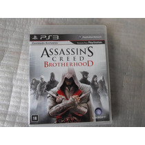 Assassins Creed Brotherhood Completo Para Playstation 3 Ps3