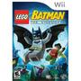 Jogo Lego Batman - Wii   Mídia Física   Lacrado   Original
