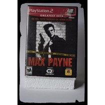Max Payne - Ps2 - Original