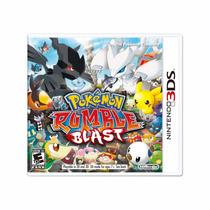 Pokémon Rumble Blast - 3ds - Pronta Entrega!