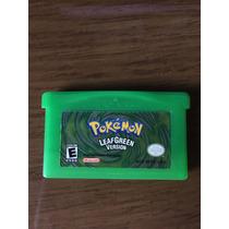 Pokémon Leafgreen Americano Original - Nintendo Gba