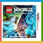 Lego Ninjago Nindroids Para Nintendo 3ds - Original - Lacrad
